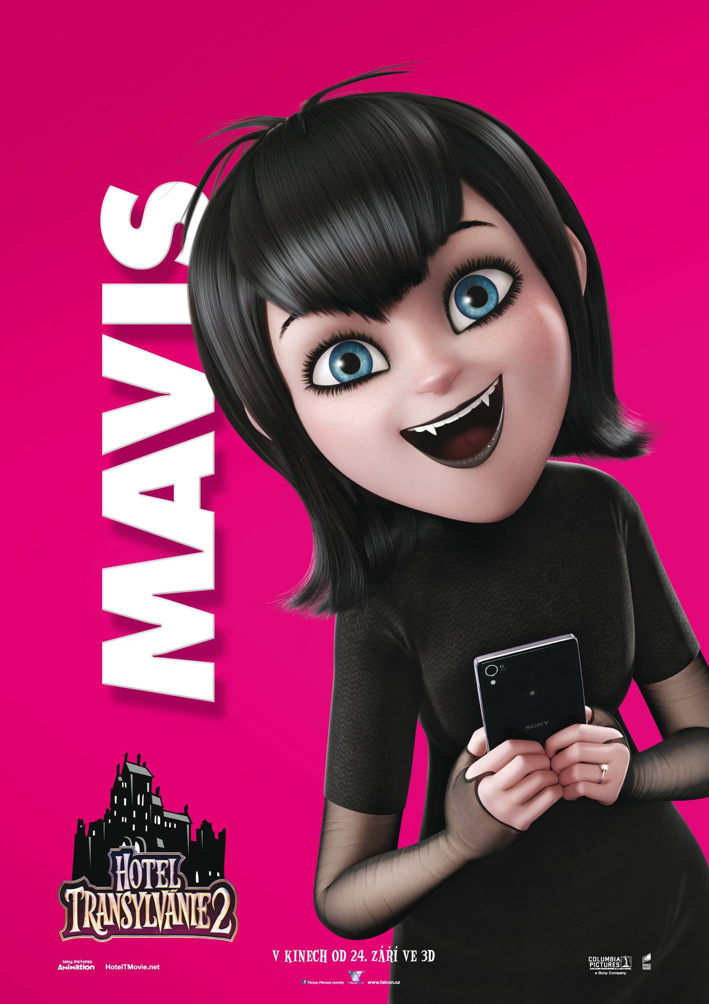 Image hotel transylvania 2 character posters for Character hotel