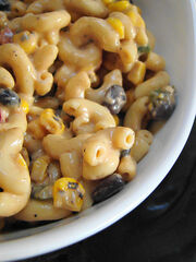 BarBeQue Macaroni Salad