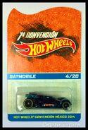Batman The Dark Knight Batmobile Tumbler 1