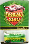 2010 Brazil Card