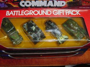 4-PAck action command