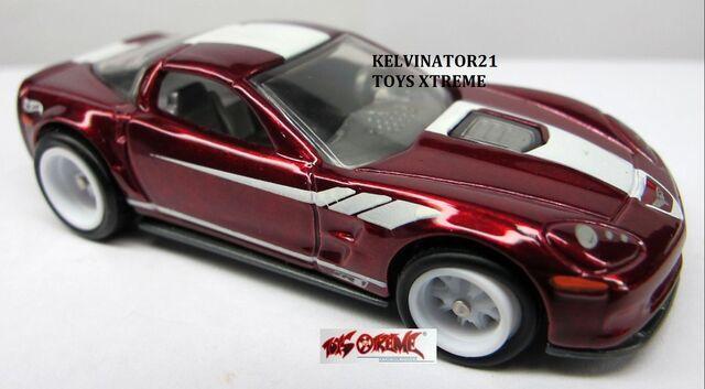 File:'09 Corvette ZR1-RED.jpg