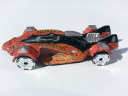 Snake Oiler Race Car side