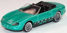 Jaguar XK8 Grn
