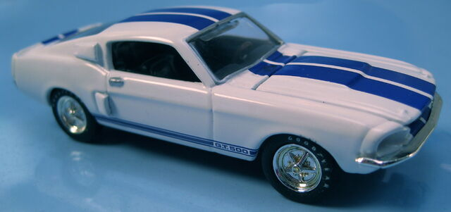 File:67 Mustang CT500 Shelby issued with 1 24 scale version 2000.JPG