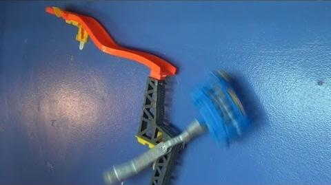 Hot Wheels Wall Tracks Hammer Drop Product Review