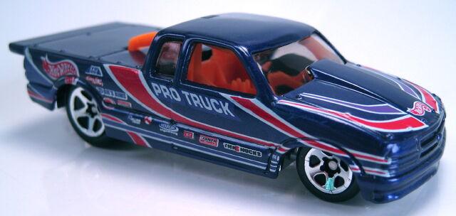 File:'98 Pro Stock Chevy S10 truck purple 2000.JPG