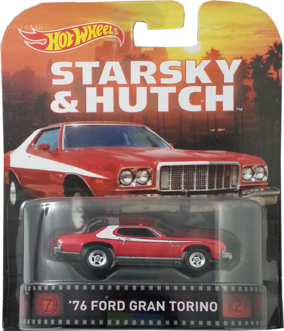 '76 Ford Gran Torino package front