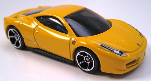 File:Ferrari 458 Italia yellow.JPG