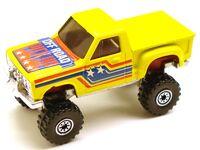 Bodyswappers truck 4x4