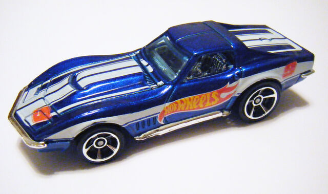 File:69 Corvette - 11 HW Racing.JPG