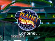 Planet Hot Wheels Loading Screen 3