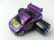 Fat Bax Toyota Supra side