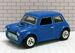 Mini Cooper - Retro Entertainment Blue