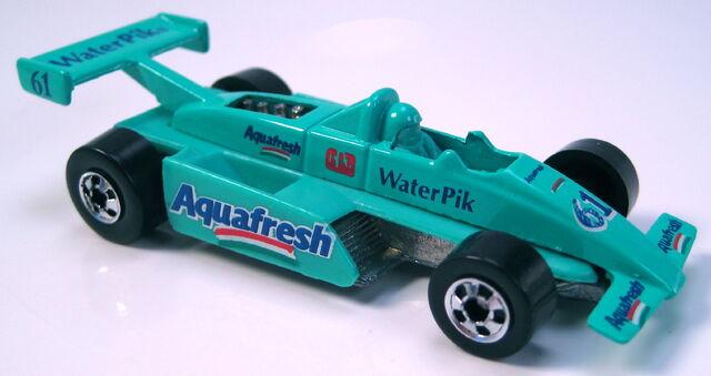 File:Thunderstreak Aquafresh promo Waterpik on rear wing.JPG