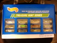 1995 JC Penny TreasureHunt Set