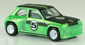 HWB13-Renault5Turbo-Green