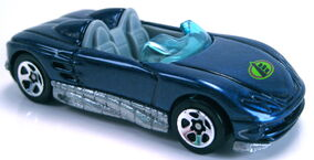 MX48 Turbo blue metallic 5sp 2000