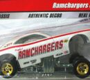 Dodge Challenger Funny Car