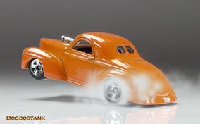 Willys 41 Coupe 09 Wheelie LR Thoma