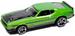 71 mustang boss 351 2011 green