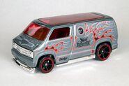 Custom '77 Dodge Van - 6461cf