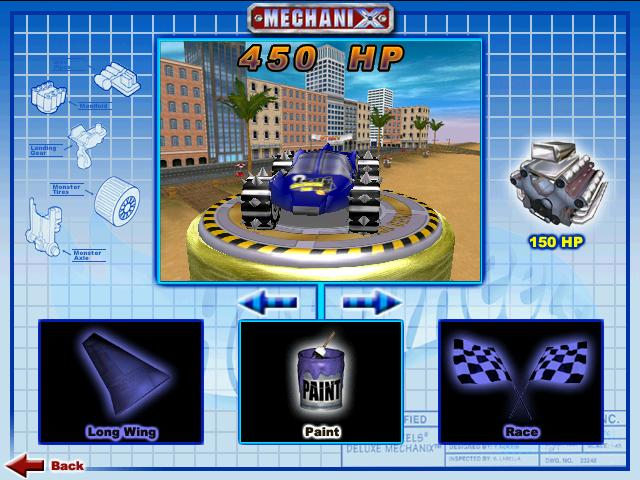File:Speed Machine was Playable in Hot wheels mechanix PC 2001 5-Pack, Shark Park.JPG