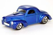 Custom '41 Willys Coupe - 8011df