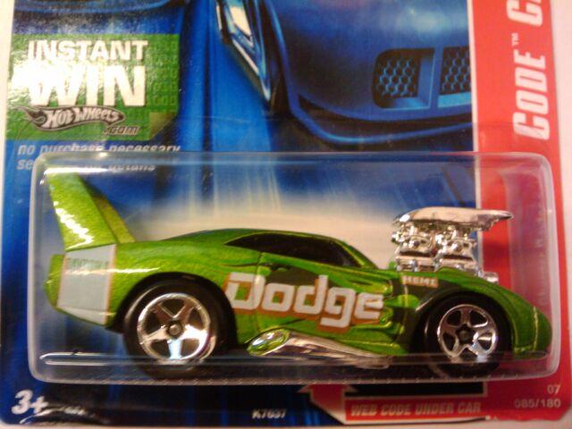 File:Daytona Charger Code Car.jpg