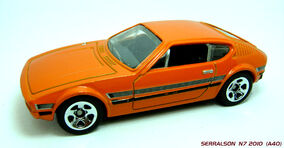 Vw sp2 orange