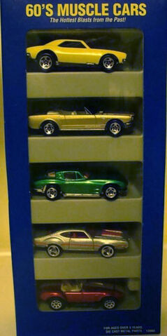 File:60's Muscle Cars 5 Pack A.jpg