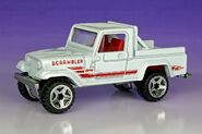 Jeep Scrambler Heat Fleet - 5424df