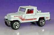 Jeep Scrambler Heat Fleet - 5424df