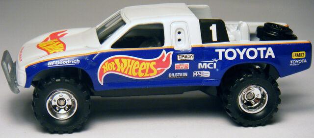 File:Toyota Baja Truck side.JPG