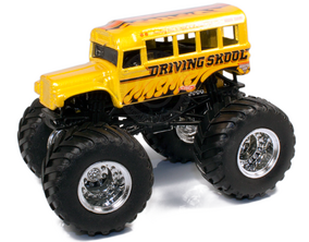 MJ driving skool 2011 yellow
