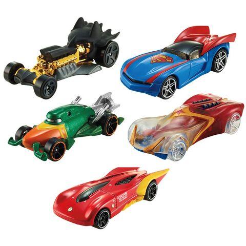 File:Veiculo-Hot-Wheels---Personagens-DC-Comics---Pack-com-5-Veiculos-Sortidos---Mattel-1.jpg