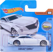 Cadillac Elmiraj package front