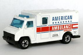 American Ambulance - 6357df