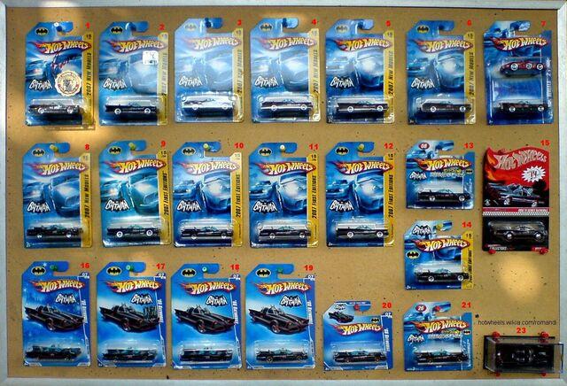 File:1966 TV Series Batmobile Official Variants.jpg