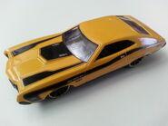 '72 Ford Gran Torino Sport side