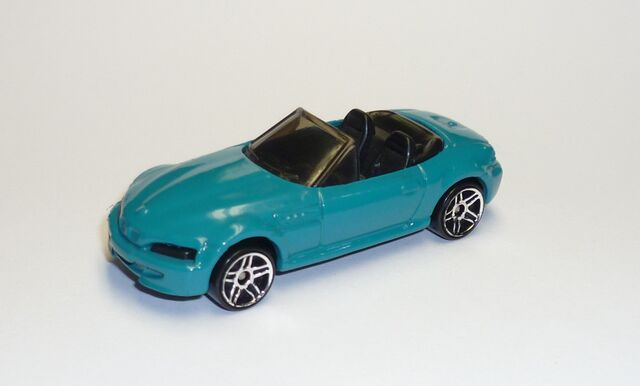 File:BMW M Roadster (Teal) 2001.jpg