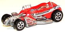 Saltflat Racer Red