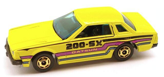 File:Datsun200SX Yellow.JPG