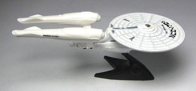 File:USS Enterprise NC-1701-star-trek-white.jpg