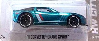 File:'11 Corvette Grand Sport-TEAL.jpg