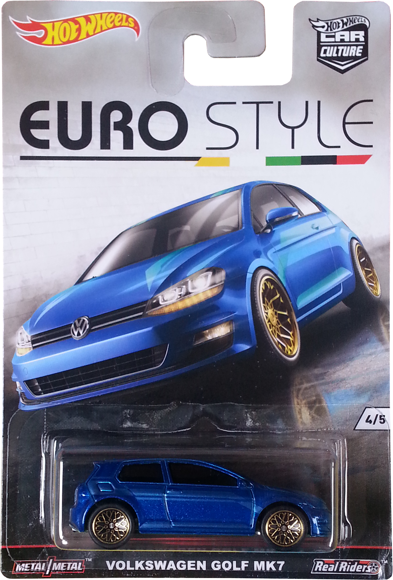Volkswagen Golf Mk7 Hot Wheels Wiki Fandom Powered By