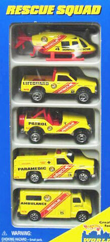 File:Hot Wheels 1997 Rescue Squad (5-Pack).jpg