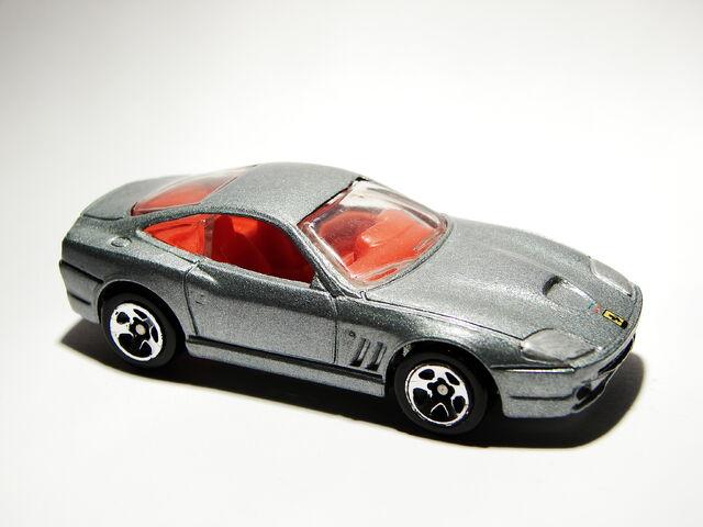 File:Ferrari 550 Maranello 10.JPG