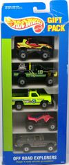 Off Road Explorers-1993 5-Pack