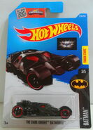 The Dark Knight Batmobile – Batman 3 - 16 Cx